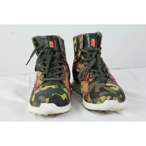 youth high top Nike shoes size 6.5
